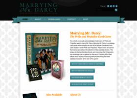 marryingmrdarcy.com