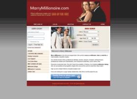 marrymillionaire.com