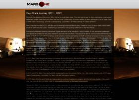 mars-one.com