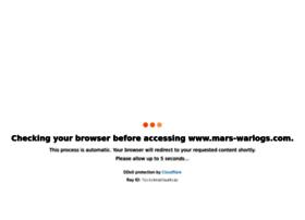 mars-warlogs.com