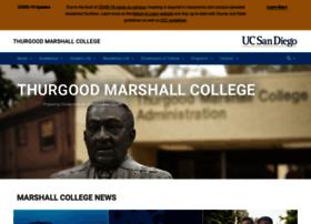 marshall.ucsd.edu