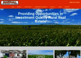 marshallauction.com