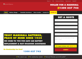 marshallbatteries.com.au