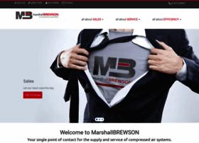 marshallbrewson.co.uk