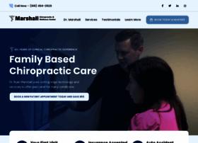 marshallchiropractic.com