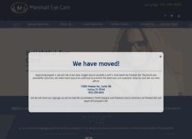 marshalleyecare.com