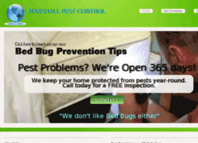 marshallpestcontrol.in