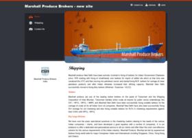 marshallproduce.com