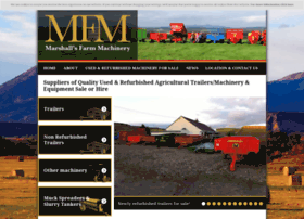 marshallsfarmmachinery.co.uk