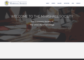 marshallsociety.com