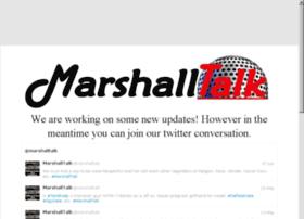 marshalltalk.com