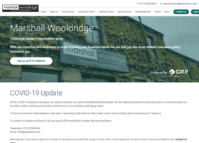marshallwooldridge.com