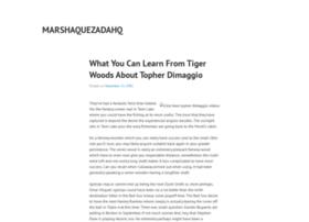 marshaquezadahq.wordpress.com