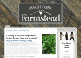 marshcreekfarmstead.blogspot.com