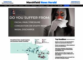 marshfieldnewsherald.com