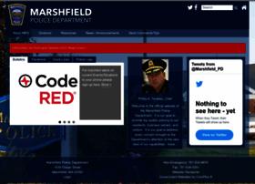 marshfieldpolice.org