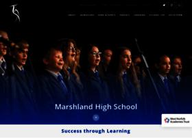 marshlandhigh.co.uk