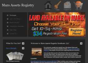 marsregistry.com