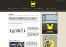 marsuproductions.com