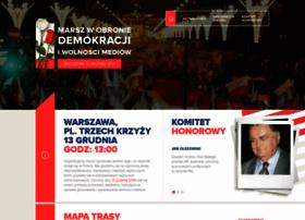 marsz13grudnia.pl