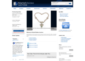 martelmaidesauctions.com