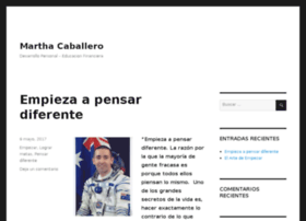 marthacaballero.com