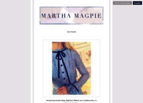marthamagpie.com