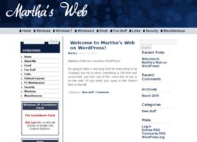 marthas-web.com