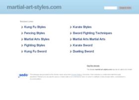 martial-art-styles.com