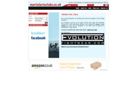 martialartsclubs.co.uk