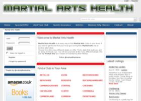 martialartshealth.co.uk