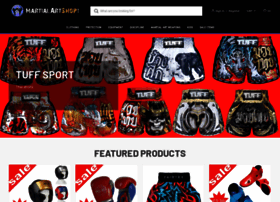 martialartshop.co.uk