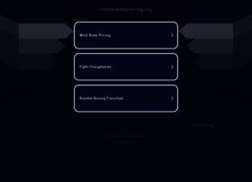 martialartssparring.org