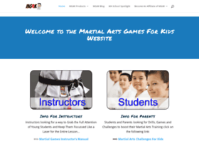 martialgames4kids.com