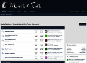 martialtalk.com