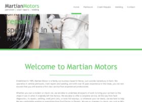martianmotors.co.uk