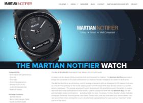 martiannotifier.com
