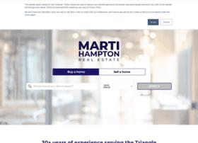 martihampton.com