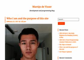 martijndevisser.com