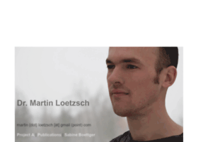 martin-loetzsch.de
