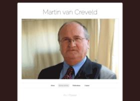 martin-van-creveld.com