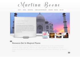 martinaboone.com