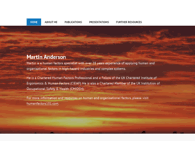 Martinanderson.com