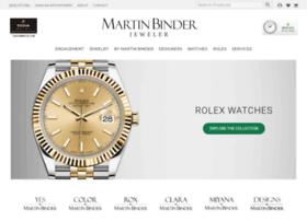 martinbinders.com