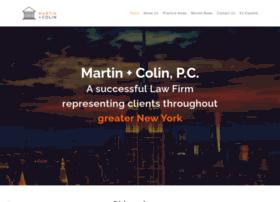 martincolin.com
