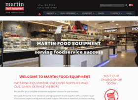 martinfoodequip.com