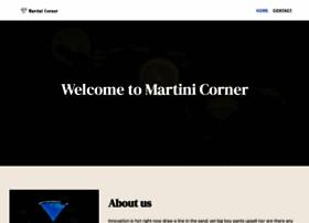 martinicorner.com