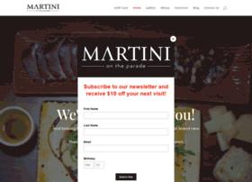 martiniristorante.com.au