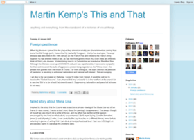martinkempsthisandthat.blogspot.co.uk