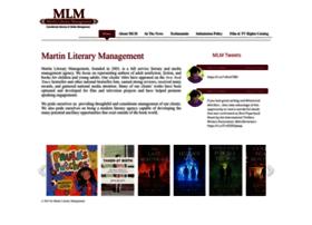 martinliterarymanagement.com